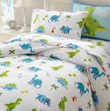 Cot Bed Duvet Cover Boys Dinosaur Cot Bed Duvet Cover Home Design Ideas