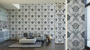 black and silver damask wallpaper 21 desktop background
