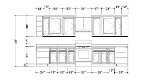 attractive design 8 cad modern kitchen cabinet cad kitchen autocad