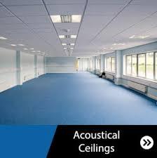 commercial ceiling supplies flooring materials nc