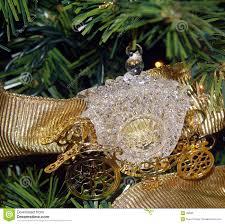cinderella s carriage ornament stock photo image 49586