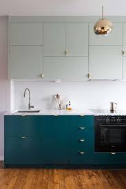 couleurs cuisine tendances décoration dans la cuisine en 2017