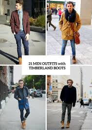 21 fall and winter with timberland boots for men styleoholic