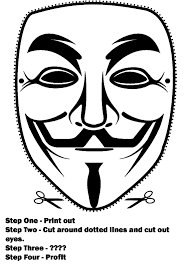 Guy Fawkes Mask Halloween by The Best Guy Fawkes Masks In Anonymous History The Daily Dot