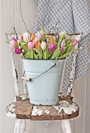 Easter Decorating Ideas For Work by Best 25 Spring Decorations Ideas On Pinterest Home Decor Floral