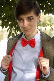 Bow Tie Halloween Costumes Doctor Halloween Costume Thrift Style Thursday