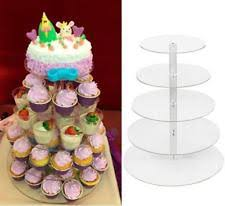 5 tier cupcake stand ebay