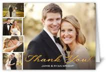 thank you card the best design cheap wedding thank you cards