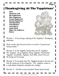 thanksgiving at the tappletons unit thanksgiving literacy and