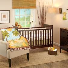 Jungle Themed Nursery Bedding Sets by The Lion King Jungle Fun Bedding Collection Disney Baby