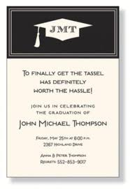 graduation invite wording christmanista