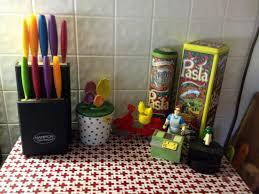 take a peek inside my rainbow themed retro mobile home