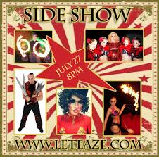 ybor city halloween le teaze burlesque troupe www pinupamerica com