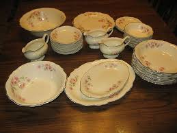 homer laughlin china virginia homer laughlin china virginia lot set 36 pieces vintage