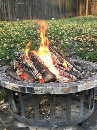 what remember when building an outdoor fireplace