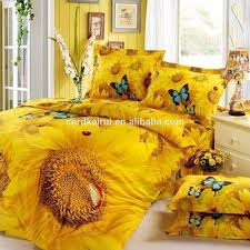 sunflower bedding set sunflower bedding set suppliers and