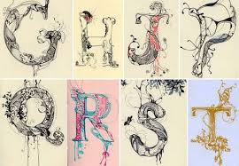 wonderful exles of ornamental typography