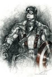 captain america by alicexz on deviantart