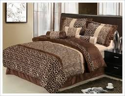 Leopard King Size Comforter Set Leopard Print Comforter Set Full Bed Home Design Ideas