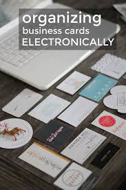 how to organize business cards danielpinchbeck net