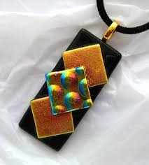 How To Make Fused Glass Jewelry - 399 best dichroic glass jewelry images on pinterest glass art