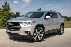 chevrolet traverse 2018 chevrolet traverse our review cars com