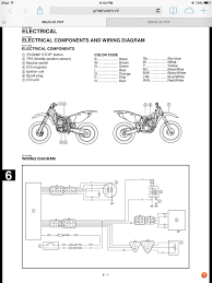 yz426f wiring diagram yzf stator page floating the ground mnsbr