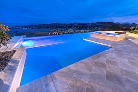 laguna landscaping u2013 infinity edge pool