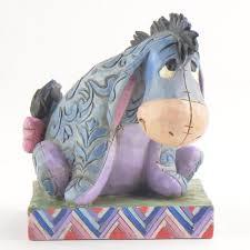 jim shore figurine eeyore figurine true blue companion