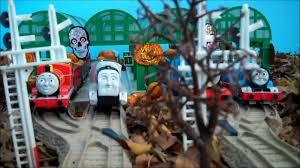 thomas friends halloween thomas u0026 friends play doh halloween pumpkin ghosts haunted toy