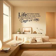 aliexpress com buy life quotes letter motivational words room