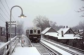 thirty three years of railroad christmas cards trains magazine
