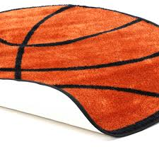 wondrous design ideas basketball area rug remarkable amazoncom