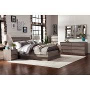 full size beds with storage