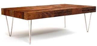 modern wood coffee table modern rustic wood coffee tables with stainless woodland creek