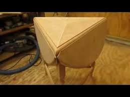 Drop Leaf Table Hinges Drop Leaf Cherry Table Hinges And Drop Leaf Miter Step 6 Youtube
