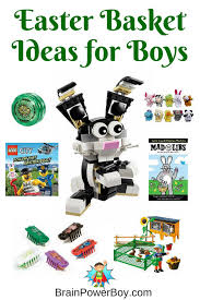 easter gifts for boys wonderful easter basket ideas for boys fill their basket with