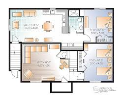 house plans with daylight basement house plans with basement apartment drummond plans