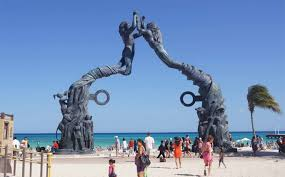 Map Of Mexico Beaches by The Complete Playa Del Carmen Guidebook U2022 Playadelcarmen Org