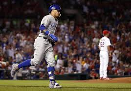 chicago cubs beat st louis cardinals to near clinch northwest