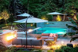 backyard inground pool designs of worthy best backyard pool