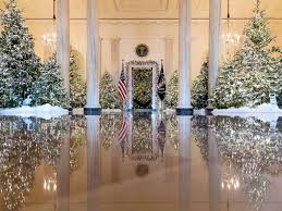 White House reveals 2017 Christmas decorations  ABC News