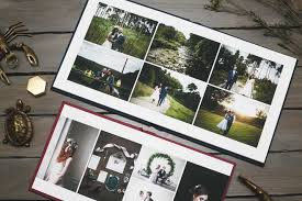 customized wedding albums folio wedding albums things wed