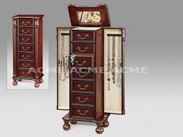 Dark Cherry Armoire 43 Best Jewelry Armoires Images On Pinterest Jewelry Armoire