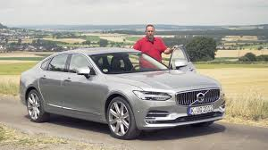 2017 volvo s90 t5 review test drive youtube