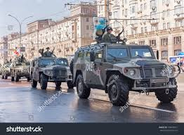 gaz tigr interior moscowrussia may 9 tigr tiger highmobility stock photo 136470617