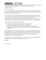 Sample Resume Covering Letter by Best Tax Preparer Cover Letter Examples Livecareer