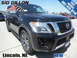 nissan armada tailgate handle new 2017 nissan armada sl suv in lincoln 4n17978 sid dillon