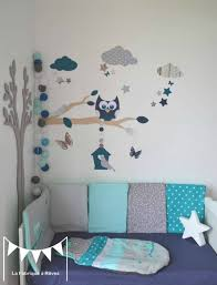 stikers chambre bebe stickers chambre gar on d coration enfant b branche cage 16 50 id