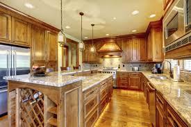 cuisine en bois naturel meubles de cuisine en bois naturel le bois chez vous